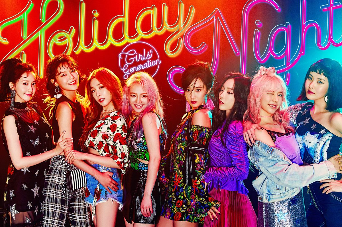 "SNSD Lacks Shine in ""Holiday Night"""
